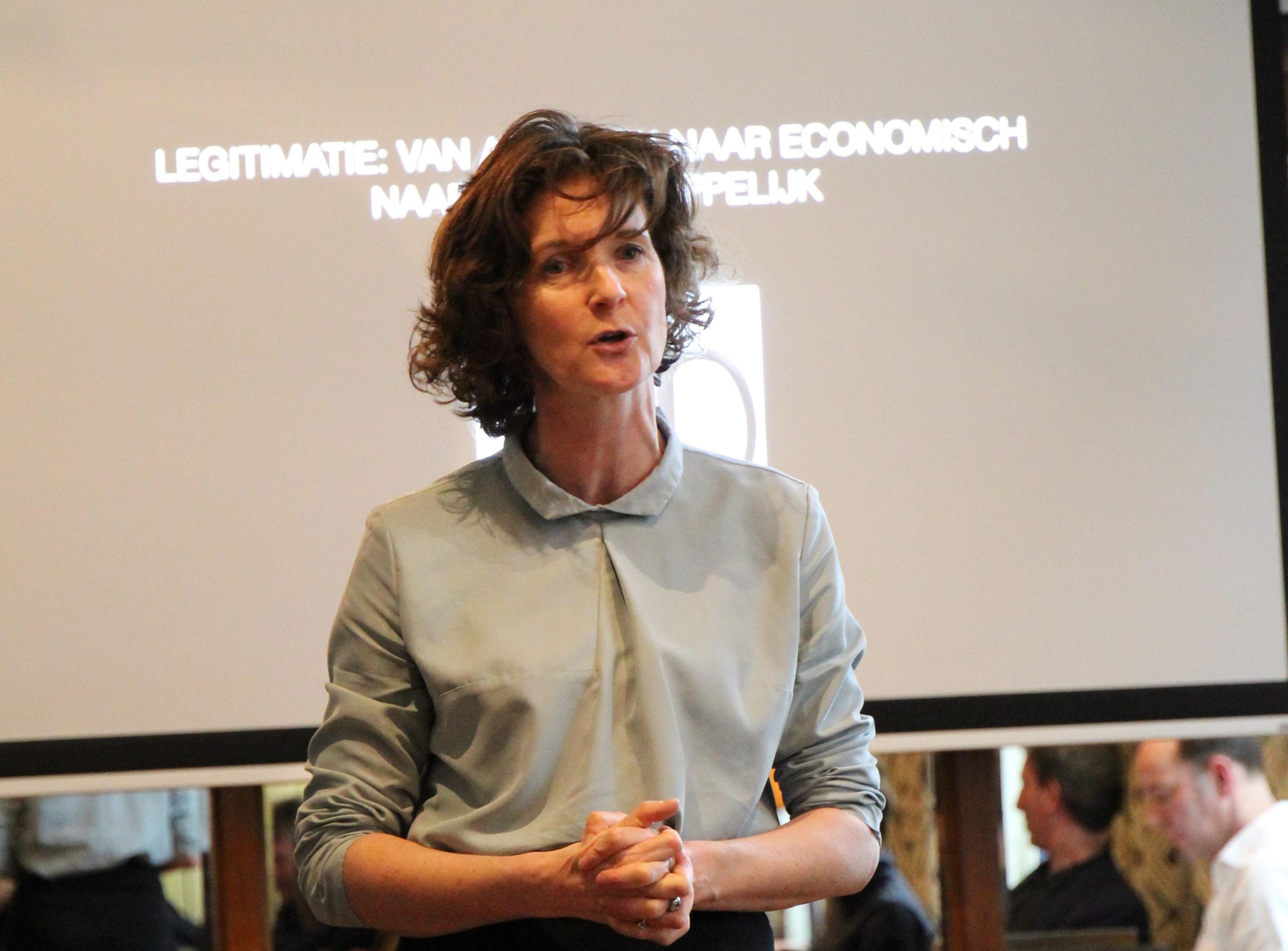 'Het speculatieve vermogen van de creatieve sector is van belang voor maatschappelijke vernieuwing en duurzame verandering in de samenleving.'